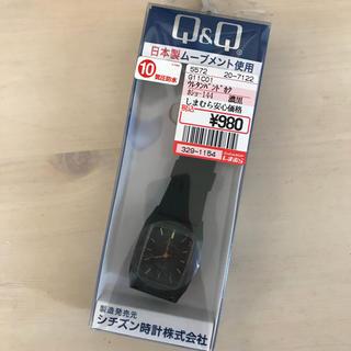 シチズン(CITIZEN)のチプシチ 黒(腕時計)
