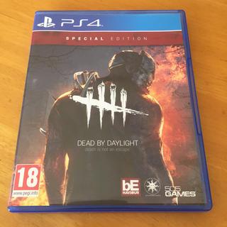 プレイステーション4(PlayStation4)のDEAD BY DAYLIGHT(家庭用ゲームソフト)