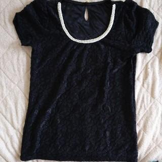 セシルマクビー(CECIL McBEE)のトップス(Tシャツ(半袖/袖なし))