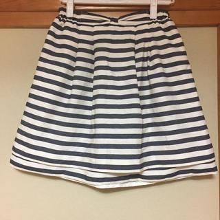 フェルゥ(Feroux)のFeroux  2wayスカート(ひざ丈スカート)