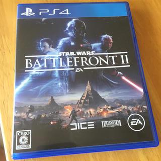 プレイステーション4(PlayStation4)のSTAR WARS バトルフロント2  (家庭用ゲームソフト)