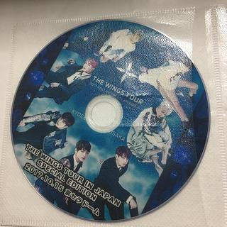 ボウダンショウネンダン(防弾少年団(BTS))の防弾少年団 日本ライブDVD(K-POP/アジア)