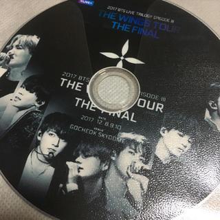 ボウダンショウネンダン(防弾少年団(BTS))の防弾少年団 韓国ライブDVD(K-POP/アジア)