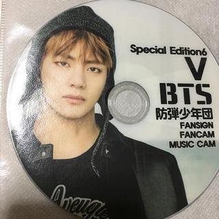 ボウダンショウネンダン(防弾少年団(BTS))のV DVD(K-POP/アジア)