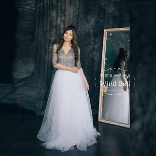 cd60b1ec28c70 花嫁ウエディングドレス 二次会 結婚式 パーティードレス白い 前撮り. ¥15