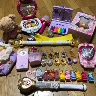 バンダイ(BANDAI)のプリキュア おもちゃセット☆(キャラクターグッズ)