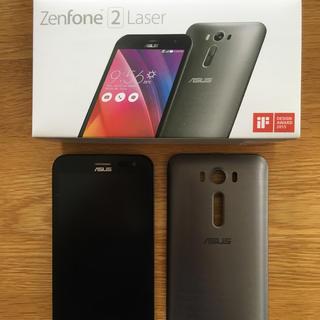 エイスース(ASUS)のZenfone2 laser 本体(スマートフォン本体)