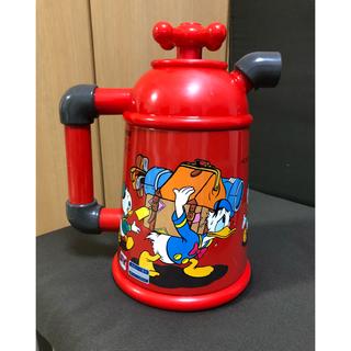 ディズニー(Disney)の象印 ポット  ミッキーマウス レトロ(テーブル用品)