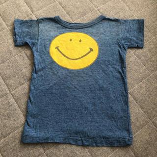 デニムダンガリー(DENIM DUNGAREE)のデニムアンドダンガリー  Smile Tシャツ 110(Tシャツ/カットソー)