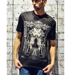 トップマン(TOPMAN)のTOPMAN プリントTシャツ(Tシャツ/カットソー(半袖/袖なし))