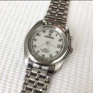 シチズン(CITIZEN)のCITIZEN  TB  メンズクォーツ腕時計 電池あり(腕時計(アナログ))