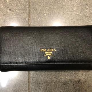PRADA - プラダ サフィアーノ 長財布 美品  使用数週間 特価 正規品