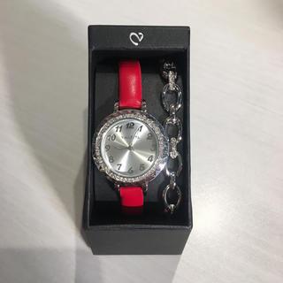 アンクラーク(ANNE CLARK)のバレッタ ウォッチアンドブレスレット(腕時計)