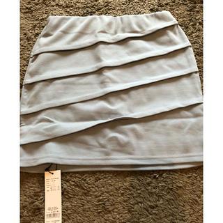 リゼクシー(RESEXXY)のRESEXXY スカート 新品タグ付き(ミニスカート)