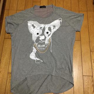 ファンキーフルーツ(FUNKY FRUIT)のブルドッグ tシャツ (Tシャツ(半袖/袖なし))