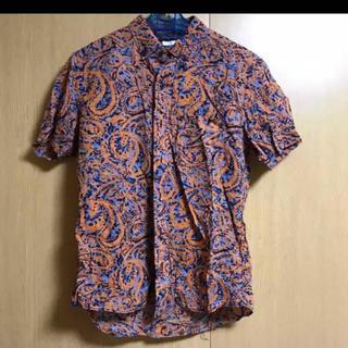 ジーユー(GU)のシャツ(シャツ/ブラウス(半袖/袖なし))