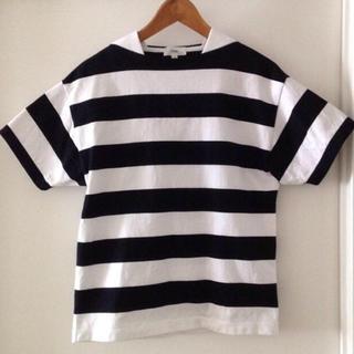ハイク(HYKE)のハイクの定番半袖ボーダーTシャツ(Tシャツ(半袖/袖なし))