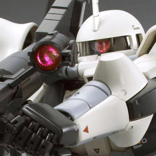 バンダイ(BANDAI)のMGザク2(模型/プラモデル)