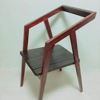 ウッドチェアー(家具)