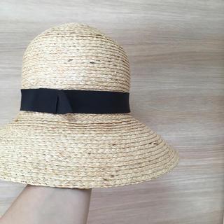 MUJI (無印良品) - 無印 麦わら帽子