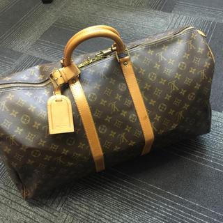 ルイヴィトン(LOUIS VUITTON)の✴︎ 美品 ルイヴィトン キーポル55 ボストンバック ✴︎(ボストンバッグ)