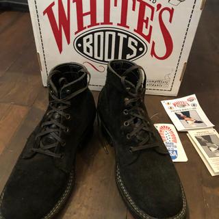 ウエスコ(Wesco)のラッキーさん専用 ホワイツ セミドレス ラフアウト 7E(ブーツ)