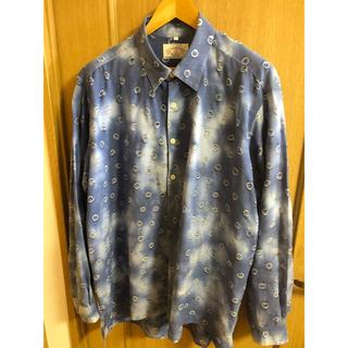アルマーニジーンズ(ARMANI JEANS)のレア物! アルマーニ正規品 プルオーバー シャツ ビッグシャツ(シャツ)