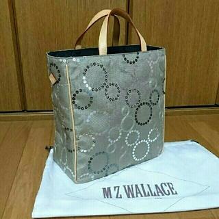 エムジーウォレス(MZ WALLACE)のMZウォレス トートバッグ   美品(トートバッグ)