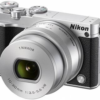 ニコン(Nikon)のNikon  1j5ミラーレスパワーレンズキッド(ミラーレス一眼)