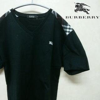 BURBERRY BLACK LABEL - ★☆BURBERRY BLACK LABEL Tシャツ395☆★