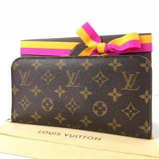 ルイヴィトン(LOUIS VUITTON)のルイヴィトン  ポルトフォイユ  アンソリット  白系  モノグラム  長財布(財布)