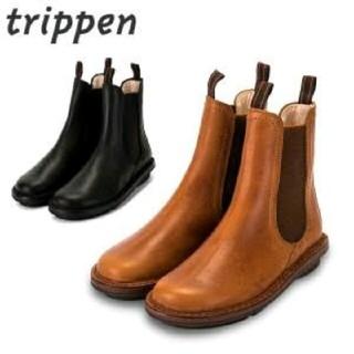 トリッペン(trippen)のトリッペン/チェルシー/38(ローファー/革靴)