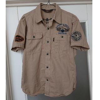 バンソン(VANSON)のバンソン ワークシャツ M(シャツ)
