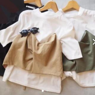アリエス(aries)のaries mirage ビスチェ Tシャツ(Tシャツ(半袖/袖なし))