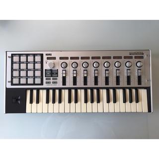 コルグ(KORG)のKORG microKONTROL(MIDIコントローラー)