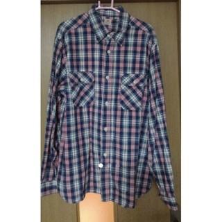 シュガーケーン(Sugar Cane)のSUGAR CANE チェックシャツ(シャツ)