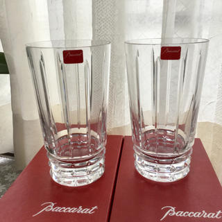 バカラ(Baccarat)のバカラ アルルカン  ハイボール グラス 2客(グラス/カップ)