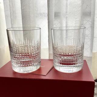 バカラ(Baccarat)のバカラ ナンシー オールドファッショ グラス 2客(グラス/カップ)