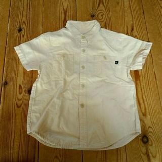 シーケーカルバンクライン(ck Calvin Klein)の⚠たけりさん専用⚠カルバンクライン 半袖シャツ 110➕ラルフグレーロンパース(Tシャツ/カットソー)