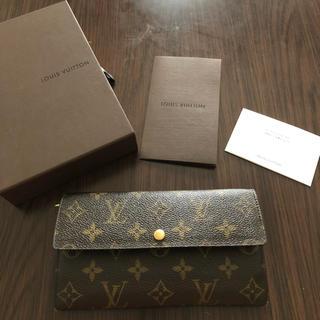 ルイヴィトン(LOUIS VUITTON)のルイヴィトン☆長財布☆モノグラム(財布)