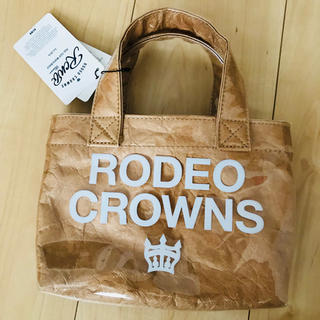 ロデオクラウンズワイドボウル(RODEO CROWNS WIDE BOWL)のRCWB ノベルティミニバック(その他)