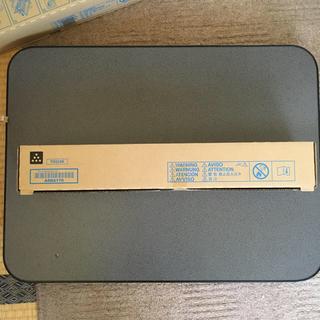 コニカミノルタ(KONICA MINOLTA)のコニカミノルタ TN324K 純正トナー ■ブラック(PC周辺機器)