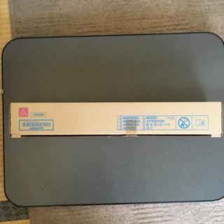 コニカミノルタ(KONICA MINOLTA)のコニカミノルタ TN324K 純正トナー ■マゼンタ(PC周辺機器)