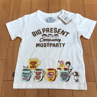 ラフ(rough)の新品 Tシャツ rough 100(Tシャツ/カットソー)