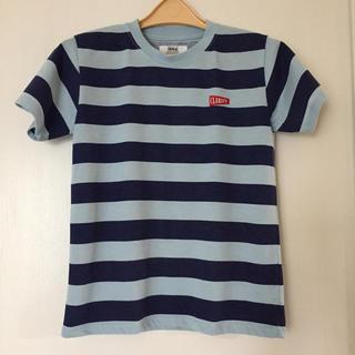 イッカ(ikka)のストライプTシャツ(Tシャツ/カットソー)