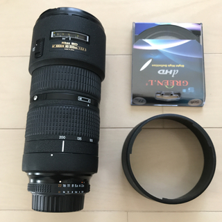 ニコン(Nikon)のニコン Nikon ED af Nikkor 80-200mm 1:2.8D(レンズ(ズーム))