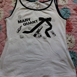 マリークワント(MARY QUANT)のMARY QUANT タンクトップ(タンクトップ)