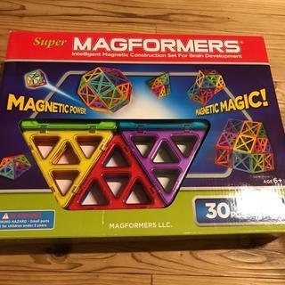 MAGFORMERS スーパーサイズ マグフォーマーUS版(知育玩具)