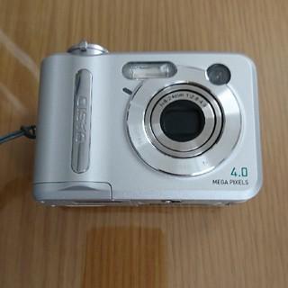 カシオ(CASIO)のCASIO デジカメ QV-R40  ジャンク品(コンパクトデジタルカメラ)