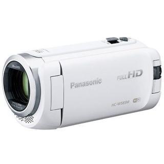 パナソニック(Panasonic)のデジタルハイビジョンビデオカメラ  64GB ホワイト HC-W585M-W(ビデオカメラ)
